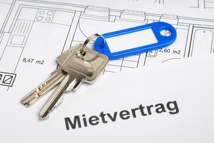 Mietvertrag unterschreiben eigene Wohnung