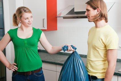 Erste gemeinsame Wohnung Zusammenziehen
