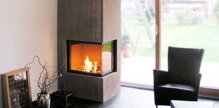 kamin design in der wohnung- 37 moderne und klassische interieure, Mobel ideea
