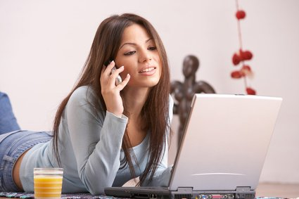 Internet – und Telefonanschluss