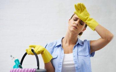 Zeit sparen bei der Hausarbeit