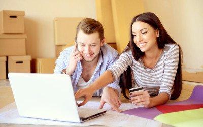 Von der gemeinsamen Wohnung zum ersten gemeinsamen Eigenheim: Was ist zu beachten?