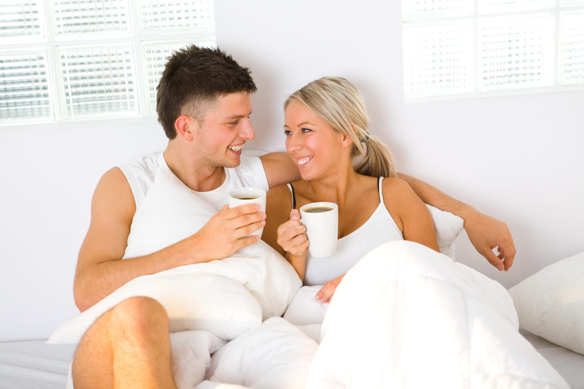 Erste gemeinsame Wohnung: Partnermatratze oder ...