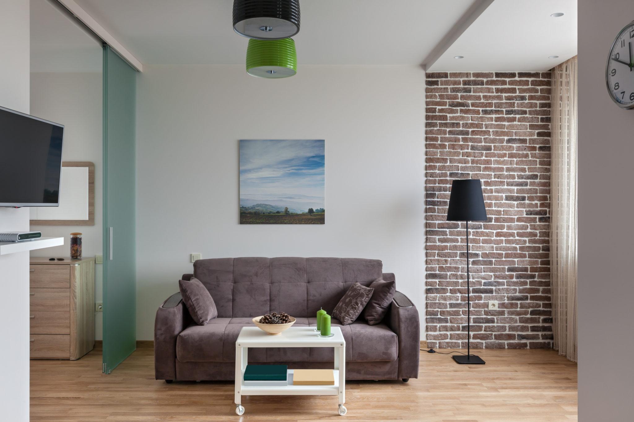 wohnzimmerz: wohnung gestalten tipps with moderne kleine wohnung, Wohnzimmer dekoo
