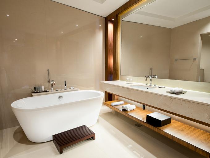 So sieht Luxus im Badezimmer aus