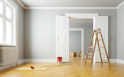 Renovierungsarbeiten: Das erwartet dich