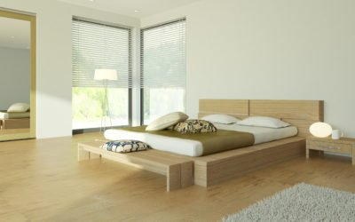 Ein komplett Schlafzimmer für die erste Wohnung
