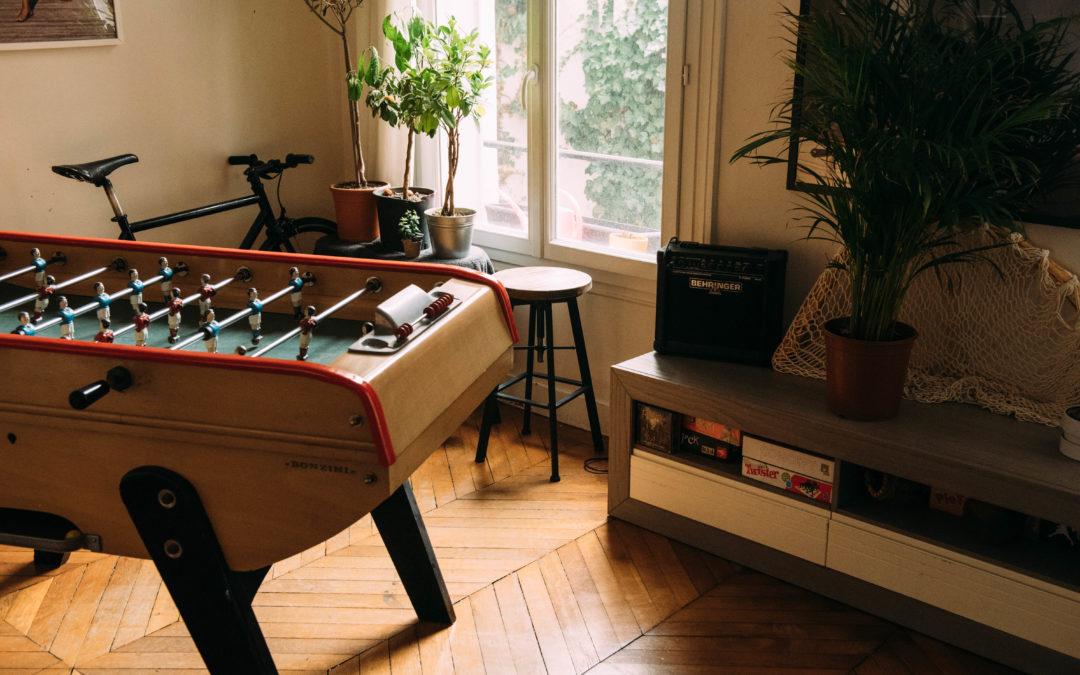 Ein Hobbyzimmer einrichten: Die besten Tipps