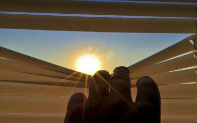 Die erste eigene Wohnung: Vergiss den Sonnenschutz nicht!