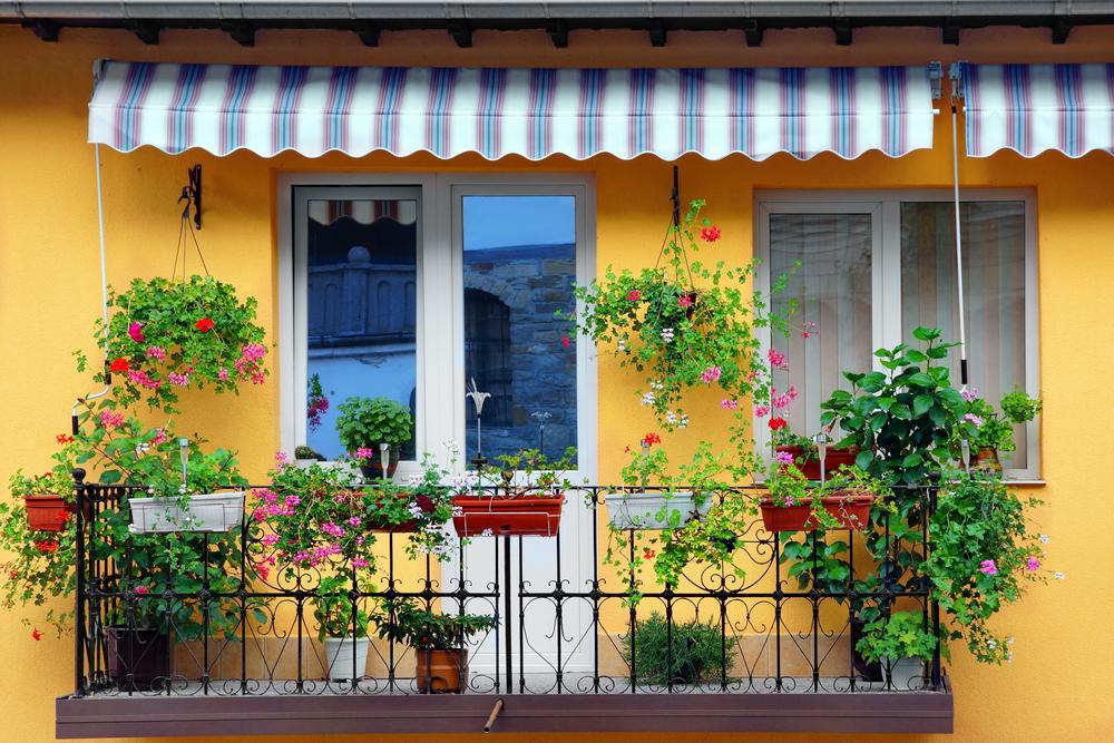 Balkonvariante